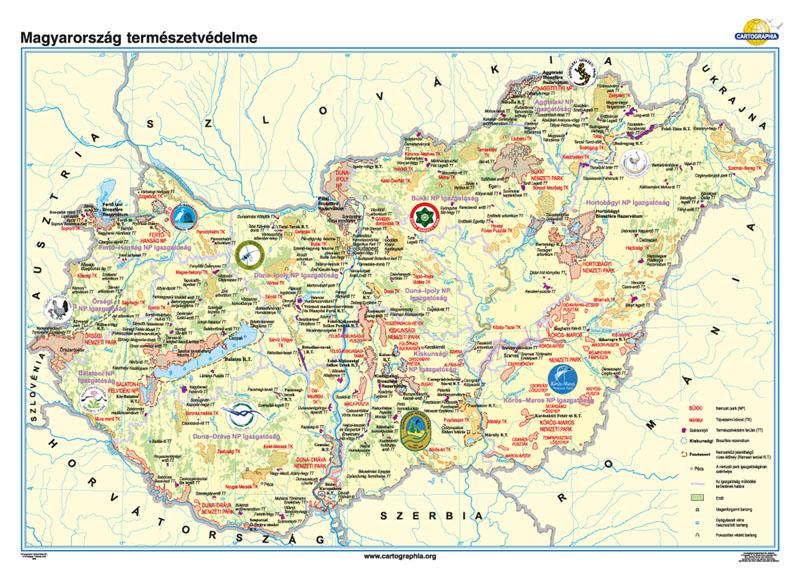 magyarország ásványkincsei térkép Cartographia Tankönyvkiadó Kft. magyarország ásványkincsei térkép